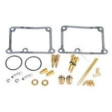 купить Carburetor Rebuild Kit Repair Fit For Yamaha Carb Banshee 350 YFZ350 1988-2006 ATV 91 92  Motorcycle по цене 1147.71 рублей