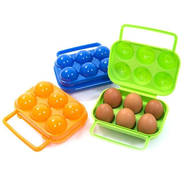 Travel Egg Storage Boxes 2