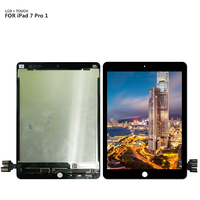 9.7 LCD For iPad Pro 9.7 A1673 A1674 A1675 LCD Display Touch Screen Digitizer Glass Assembly Free Shipping