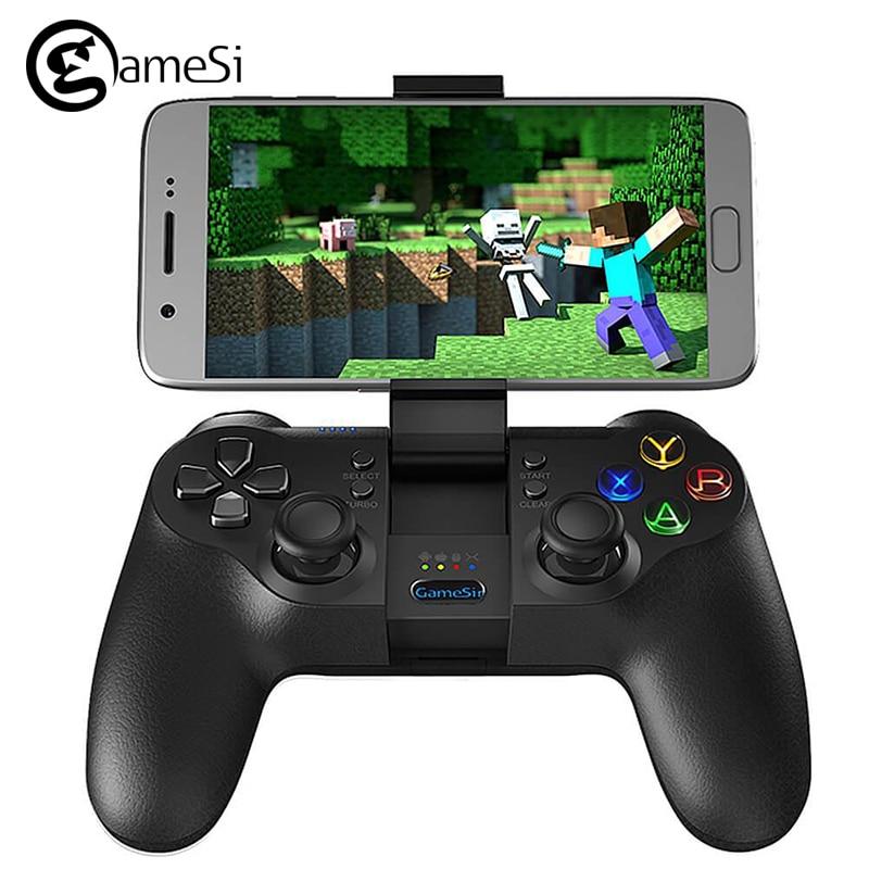 D'origine GameSir T1s Gamepad pour PS3 Bluetooth 2.4 GHz Filaire Joystick PC pour SONY Playstation 3 MCU Puce Rétro-Éclairage pour Android PC