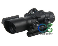 New 4x32 Quick Detachable Dual Ill Tactical Compact Scope CL1 0188