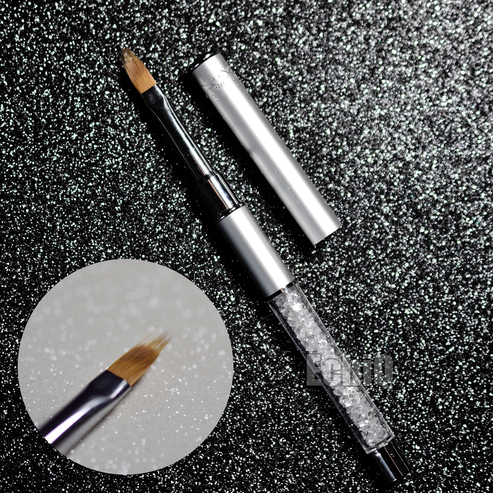 Nail Art Brush: Aliexpress.com : Buy 1pcs UV Gel Nail Brush Gradient