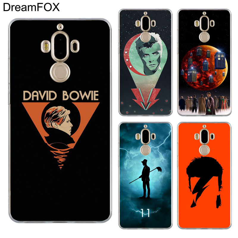 Cellphones & Telecommunications Steady Dreamfox M450 David Bowie Doctor Who Caja Soft Tpu Silicone Case Cover For Huawei Mate G 7 8 9 10 Nova 2 Lite Pro Plus Easy To Use Phone Bags & Cases