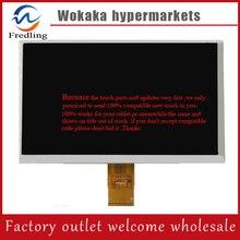 """HW800480F-4A-0A-30 40 HW800480F 9 """"pantalla LCM pantalla LCD PANEL de 9 pulgadas 800*480 De Allwinner A13 Q9 Q90 Tablet PC"""