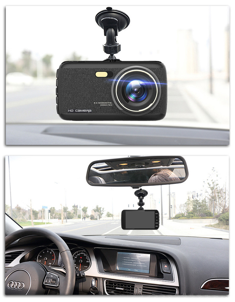 Car DVR Camera AIT8428P Dash font b Cam b font 1080P 3 0 Video Recorder Registrator