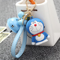 Classic New Cute Doraemon Style Little Bells Keychain Pendant For Key Car Pendants Accessory Japanese Animation And Comic Fans