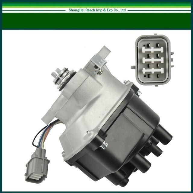 Ignition Distributor For 99 00 HONDA CIVIC ACURA EL 15L 16L SOHC ACCORD 23L OE TD63 TD63U TD 63U TD73 73U