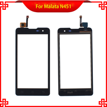 Original Touch Screen For Malata N451 451 High Quality Mobile Phone Touch Panel Digitizer Assembly  new original touch scr een pv037 lsk pl037 lsk high quality