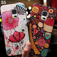 Coque,cover,case For Samsung Galaxy S5 S4 S3 S 5 S 4 i9600 S