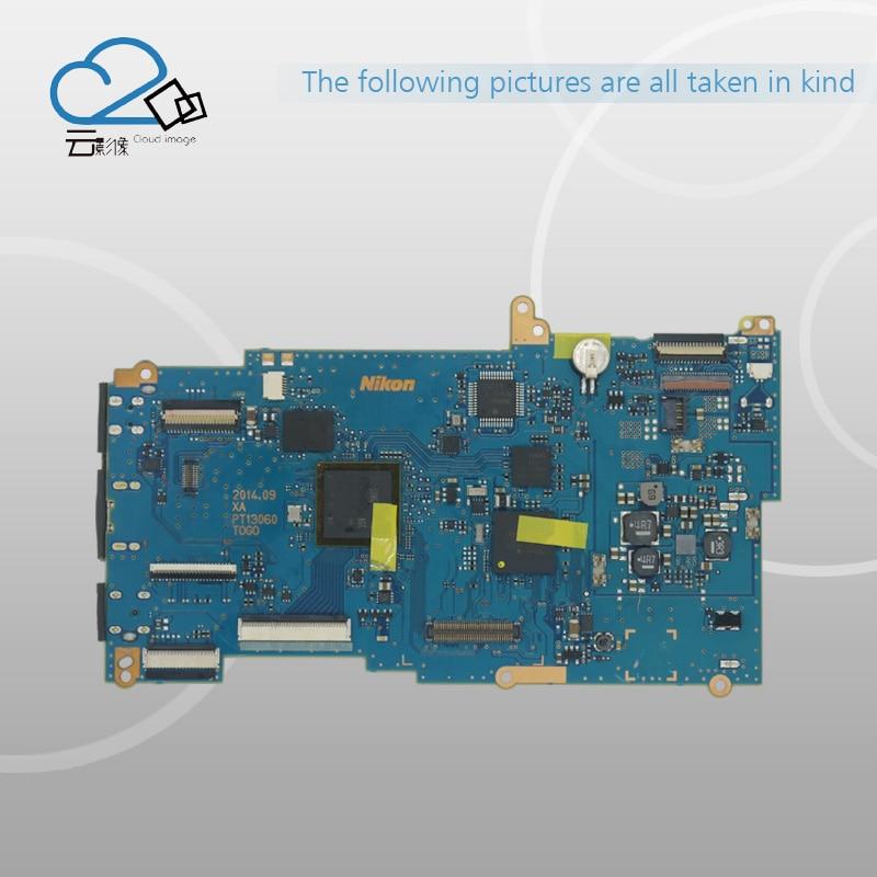 Test Ok!D7200 mainboard motherboard Camera Repair Parts For Nikon original sd memory card cover for nikon d7100 d7200 camera replacement unit repair part