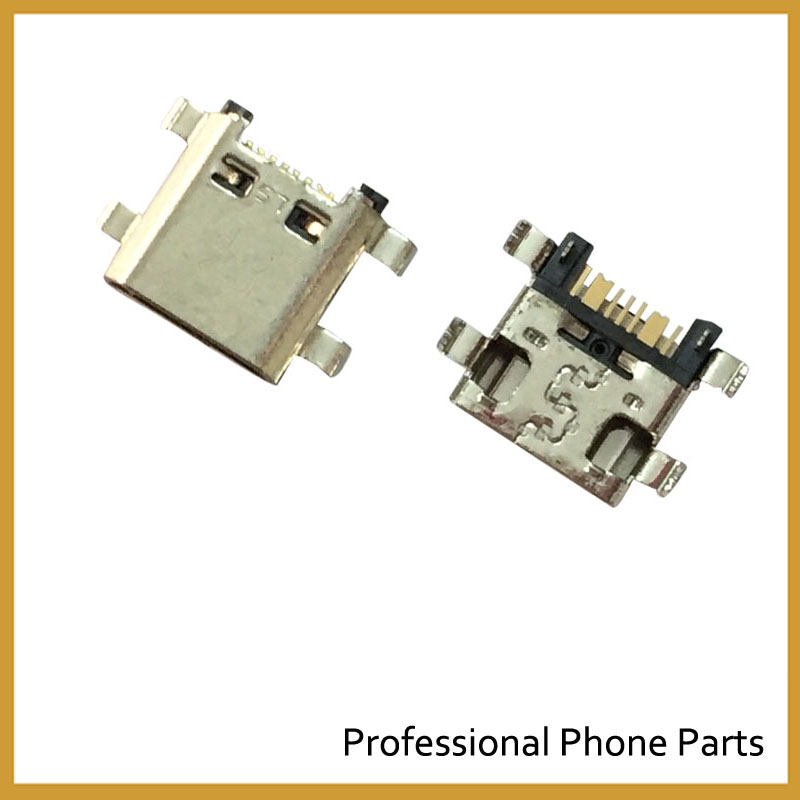 10Pcs/Lot,New Original For Samsung Galaxy J5 <font><b>J510</b></font> J7 J710 2016 Charger Charging Connector <font><b>USB</b></font> Port Dock Connector Plug Replaceme image