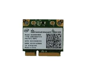 New Wireless Card for Intel Advanced-N + WiMAX 6250 622ANXHMW 300Mbps 802.11a/b/g/n Mini PCIe