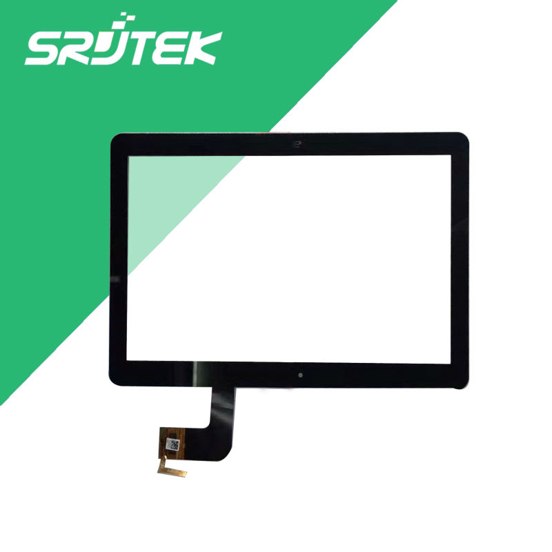 10.1 For Acer Iconia One 10 B3-A10 B3-A10-K3BF Touch Screen Panel Digitizer Sensor Glass Black color in stock