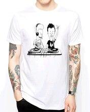 Kick-ass Beavis and Butt-Head DJ's t-shirt