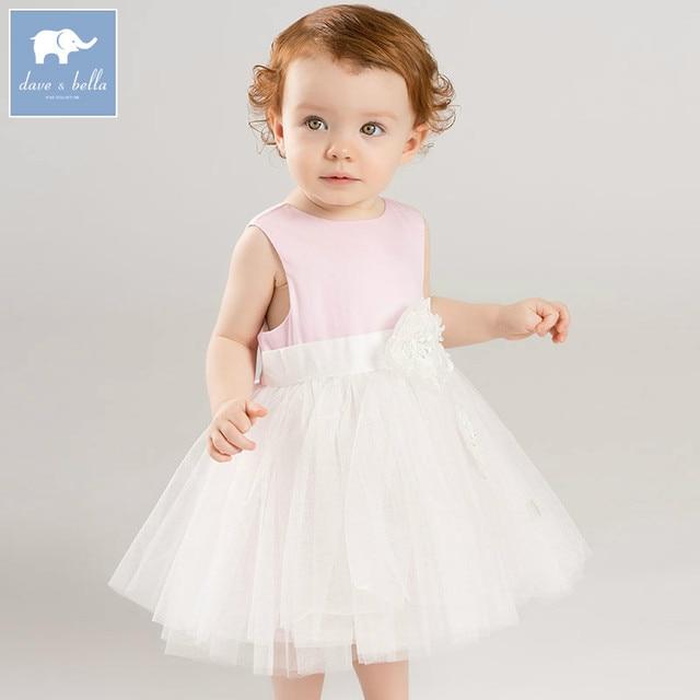 938328c75ca DB7580 dave bella summer infant baby girl s princess dress children  birthday party wedding dress kids lolital clothes