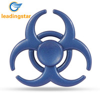 LeadingStar Tri-Hand Spinner Anti Stress Fidget Toys Fingertip Gyro Decompression Fidget Spinner Cool Gifts Fast Shipping