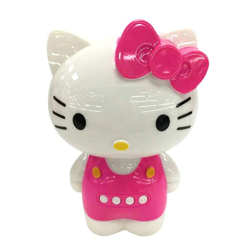 Mini Cute Cartoon Hello Kitty Wireless Bluetooth Speaker