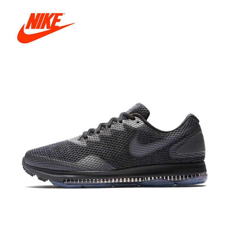 цены Original New Arrival Authentic NIKE ZOOM ALL OUT LOW 2 Mens Running Shoes Sneakers Breathable Sport Outdoor Good Quality AJ0035
