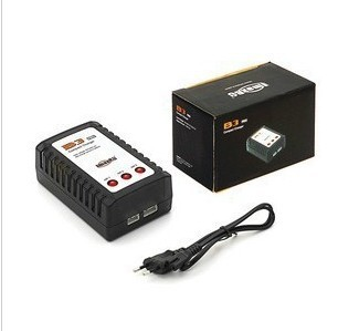 High Quality iMaxRC iMax B3 Pro Compact 2S 3S Lipo Balance Battery Charger For RC Helicopter image