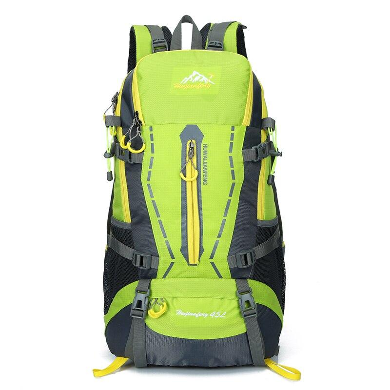 En plein air escalade tourisme sac à dos homme femme sac de sport randonnée sac à dos de voyage 45L sac à dos étanche Computur Sacs
