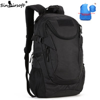 Sinairsoft Climbing Nylon 25L Sport Bag Tactical Military Explorer Hunting Camping Hiking Backpack