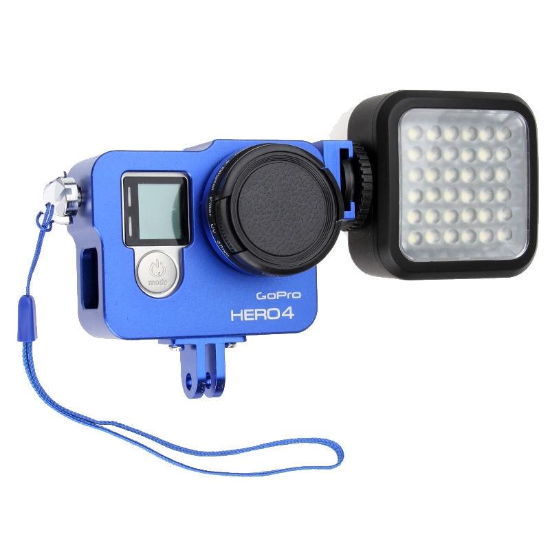 Hot Go pro Hero 4 3+ fényképezőgép tartozék, alumínium fém - Kamera és fotó - Fénykép 2