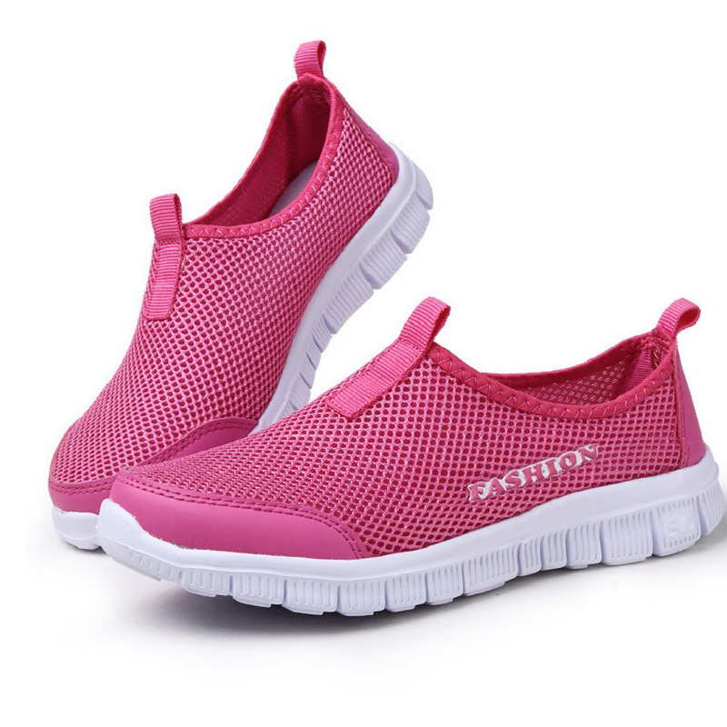 Women Casual Shoes 2017 New Arrival Women s Shoes Fashion Air Mesh Summer Shoes Female