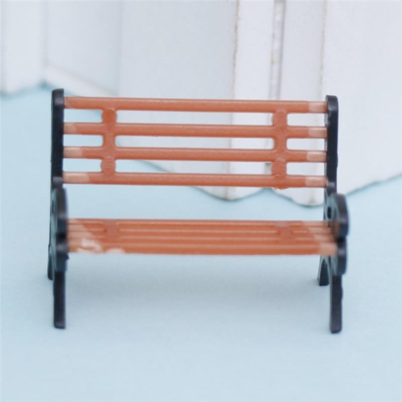 Pleasant Resin Crafts Modern Park Benches Miniature Fairy Garden Squirreltailoven Fun Painted Chair Ideas Images Squirreltailovenorg