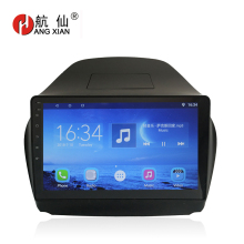 Bway 10.1 Car radio for HYUNDAI IX35 New Tucson 2010-2015 Quadcore Android 7.0.1 car dvd player gps navi with 1 G RAM,16G ROM
