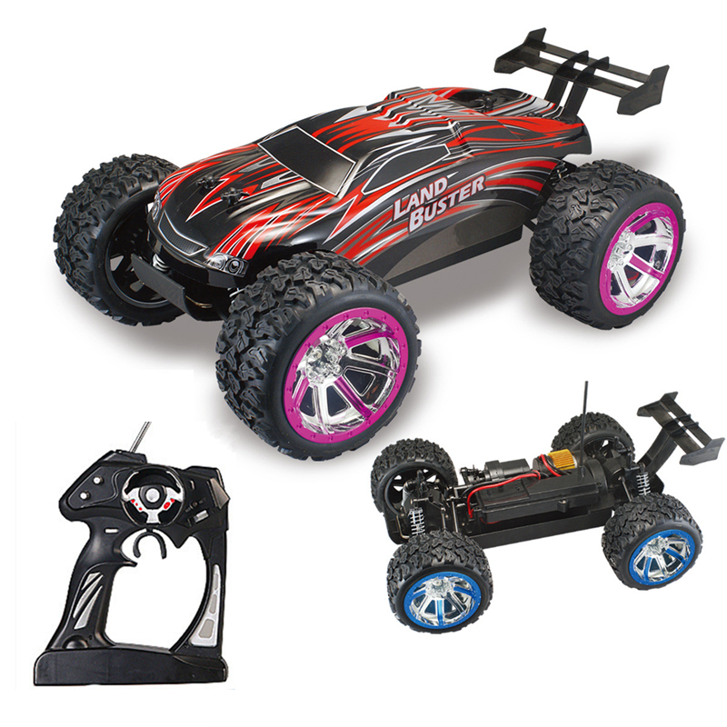 Thunder Off road Double Motor 1:12 RC Cars Rock Climbing ...