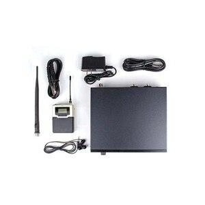 Image 5 - G MARK PSM 500 באוזן צג חי מערכת UHF אלחוטי סטריאו אישי מקלט שלב אוזניות 1 ערוץ 1 קול אוזניות