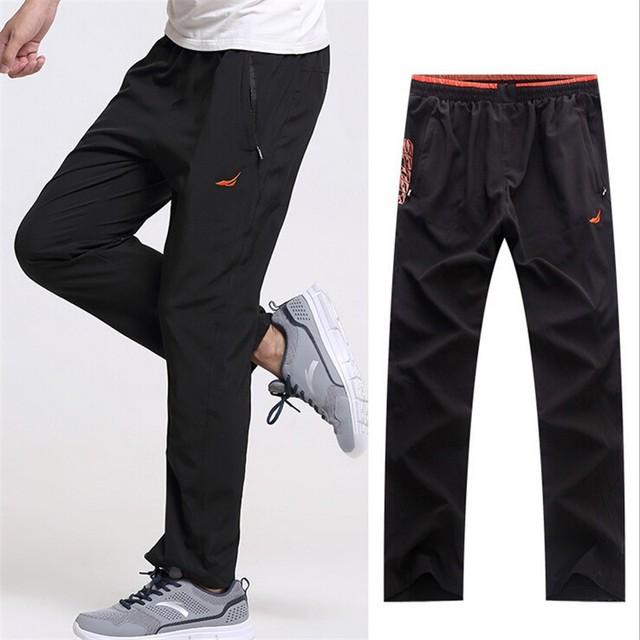 2016 Outono nova moda de Verão dos homens calça casual calças largas calças dos homens calças de trabalho calças calças corredores sweatpants exterior 518