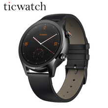 [Original] Global Ticwatch C2 Android wear NFC Google Pay GPS montre intelligente IP68 étanche AMOLED smartwatchs pour hommes et femmes