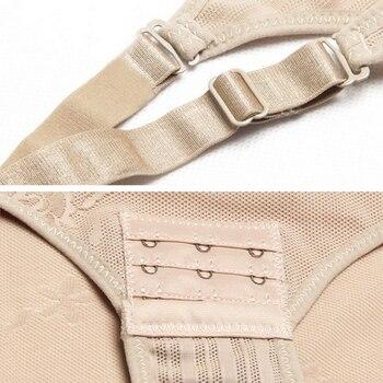 Women's Slimming Underwear Bodysuit Body Shaper Waist Shaper Shapewear Postpartum Recovery Slimming Shaper 5