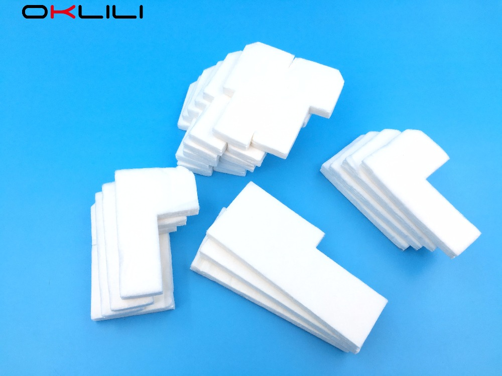 ORIGINAL NEW Waste Ink Tank Pad Sponge for Epson R280 R290 RX600 RX690 PX650 P50 P60 T50 T60 A50 L800 L801 R330 R390 high quality original renew cartridge chip detection board for epson r290 r270 r390 t60 me1100 t50 chip contact plate