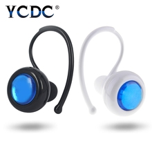 YCDC Cheap Sale Mini True Stereo Bluetooth Earphone Headphones Headset Wireless Bluetooth Handfree Dual Stereo Earbuds
