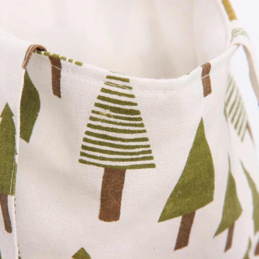 1 Pc בד להגנת הסביבה לשימוש חוזר אמא של קניות אופנה תיקי כתף מקרית תיק תיקים של נשים