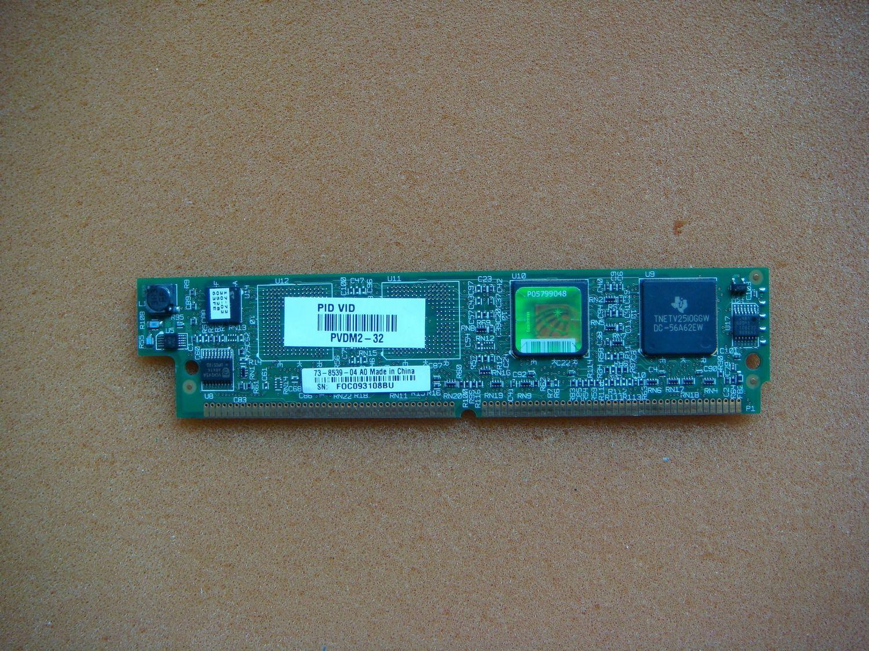 PVDM2-32  original secondary voicePVDM2-32  original secondary voice