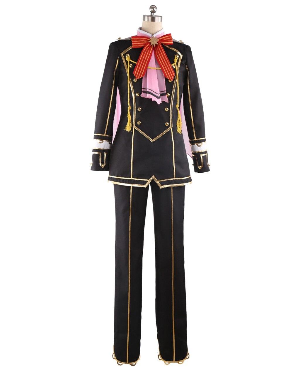 Idolish7 TRIGGER DIAMOND FUSION Kujo Tenn Cosplay Costume Custom Made