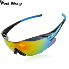 West Biking Cycling Wrap UV Protection Bike Glasses Outdoor Sports Bicycle Ciclismo oculos de Sol Cycling Sunglasses Goggles