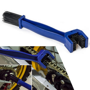 NICECNC Maintenance Cleaning Brush For Honda Yamaha KTM Kawasaki Suzuki BMW Blue