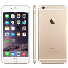 """100% débloqué original apple iphone 6 dual core ios mobile téléphone 4.7 """"ips 16/64/128 gb rom 4g wifi gps iphone 6 cellulaire téléphone"""