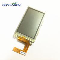 skylarpu 3.0 LCD screen for Garmin Alpha 100F hound tracker handheld GPS LCD display screen with touch screen digitizer panel