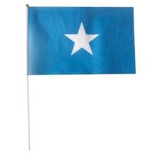 somalia flag Vietnam hand flag flaying 20X30cm 10piece 10piece 100