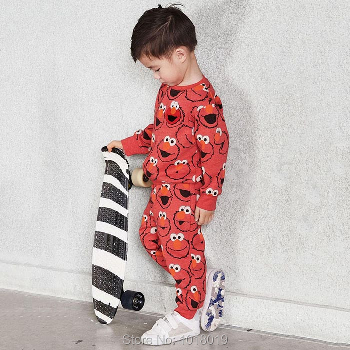 New 2017 Brand Quality 100% Cotton Baby Boys Clothes Sets 2pcs Children Clothing Suits Long Sleeve Bebe Kids Clothing Sets Boys new 2017 brand quality 100% cotton newborn baby boys clothing ropa bebe creepers jumpsuit short sleeve rompers baby boys clothes