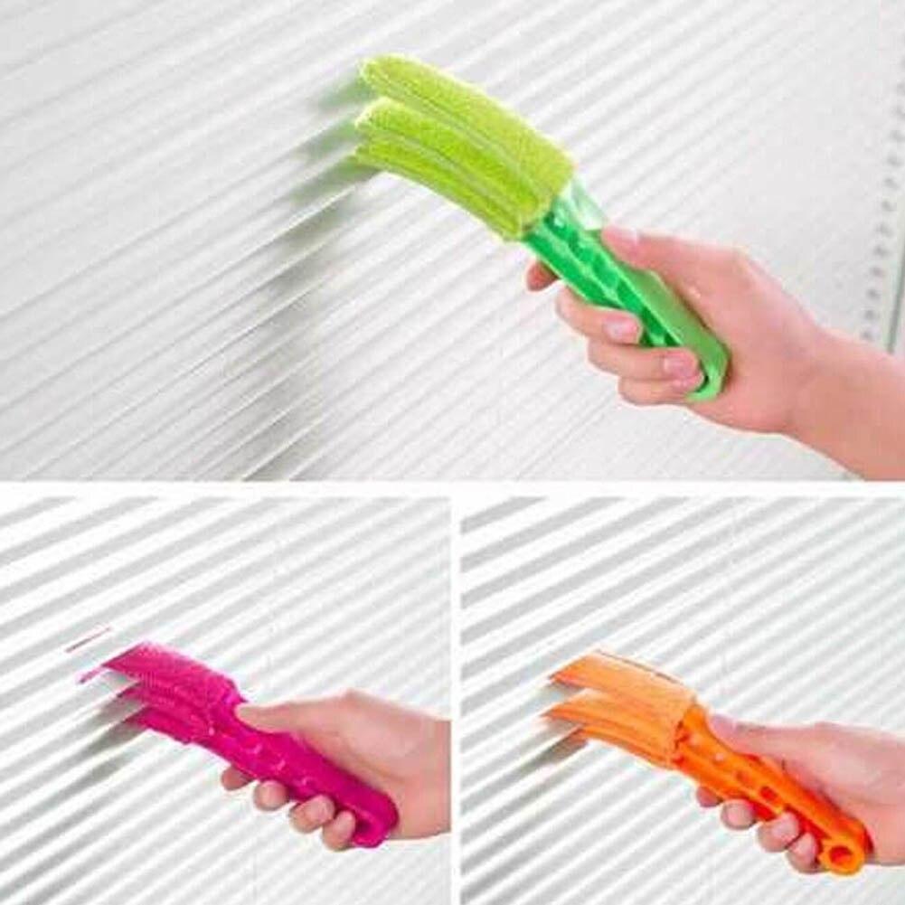Nuevo $ number cuchillas de Limpieza Cepillos de Aire Acondicionado Limpiador de