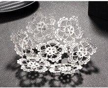 Vintage Round Crowns Bridal Accessories