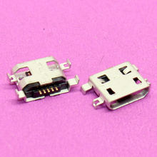 Micro USB Jack charging port For Lenovo S720 A710E A298 A798t S680 A298T S890 S880 P700 A710E A670 S650 S820 S658T A830 A850(China)