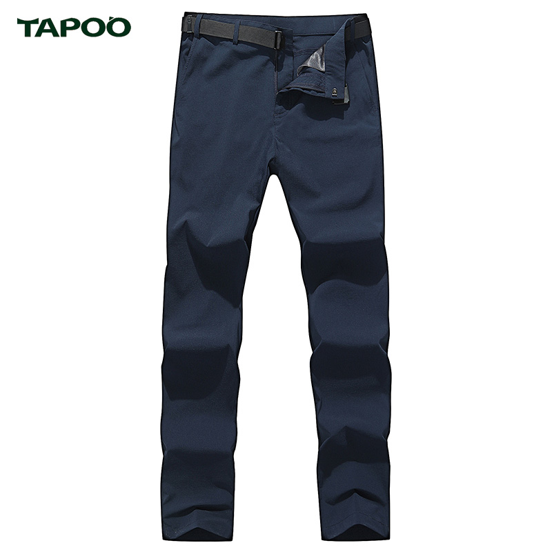 New Spring Autumn hiking pants men outdoor quick dry sports trousers breathable thermal trekking climbing camping pants koraman men new arrival men thin hiking pants outdoor softshell trousers climbing pants quick dry pants spring summer 3xl 001