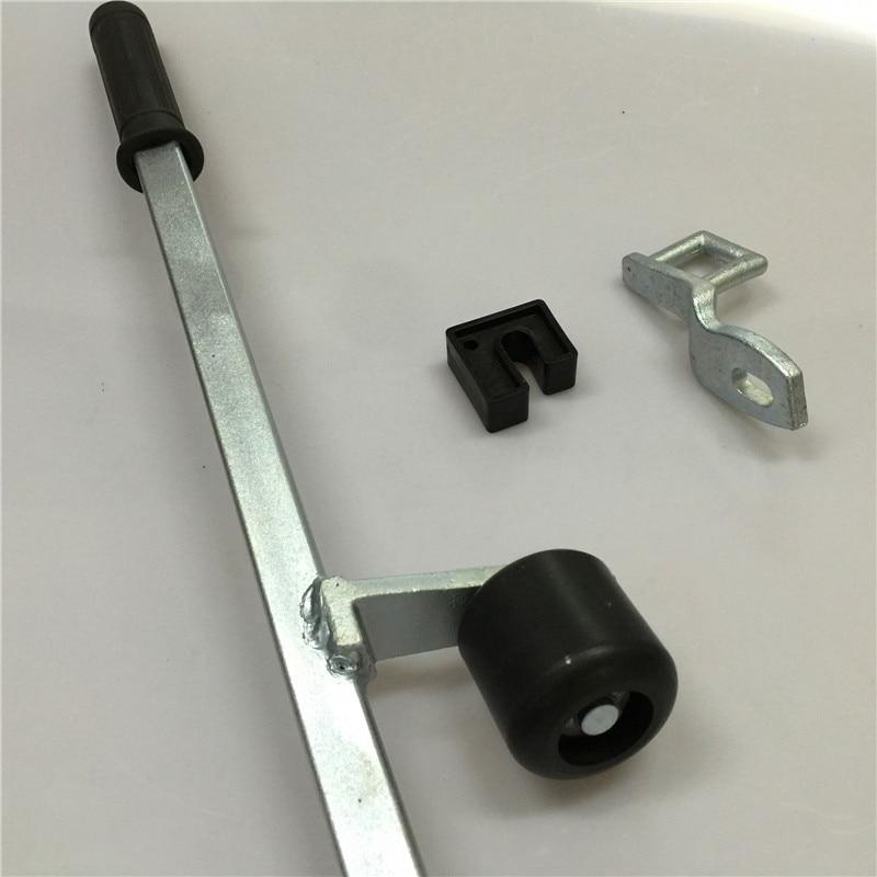 STARPAD For tire removal machine accessories Grilled tire accessories Grinding machine auxiliary pressure bar Tire pressure bar